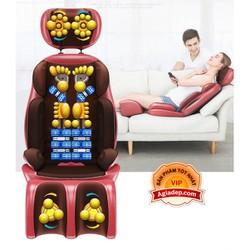 Ghế Massage Hồng ngoại + Xoa bóp chân AGD - Agiadep