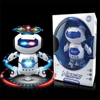 Đồ Chơi Robot Nhảy Múa 360 - Đồ Chơi Robot _ Eland - 1266_11652293 thumbnail