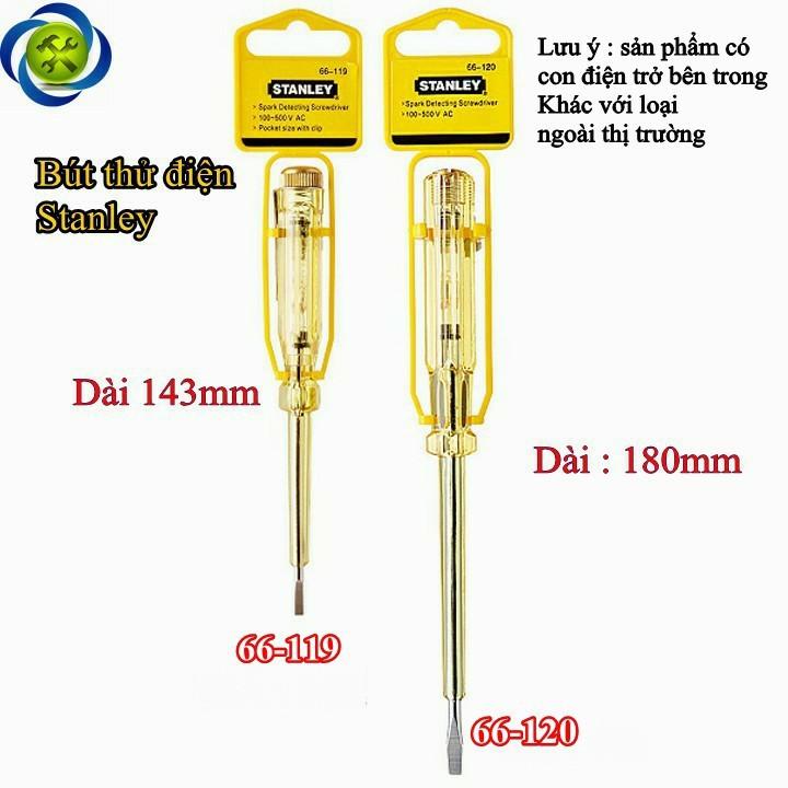Bút thử điện STANLEY 66-120 1
