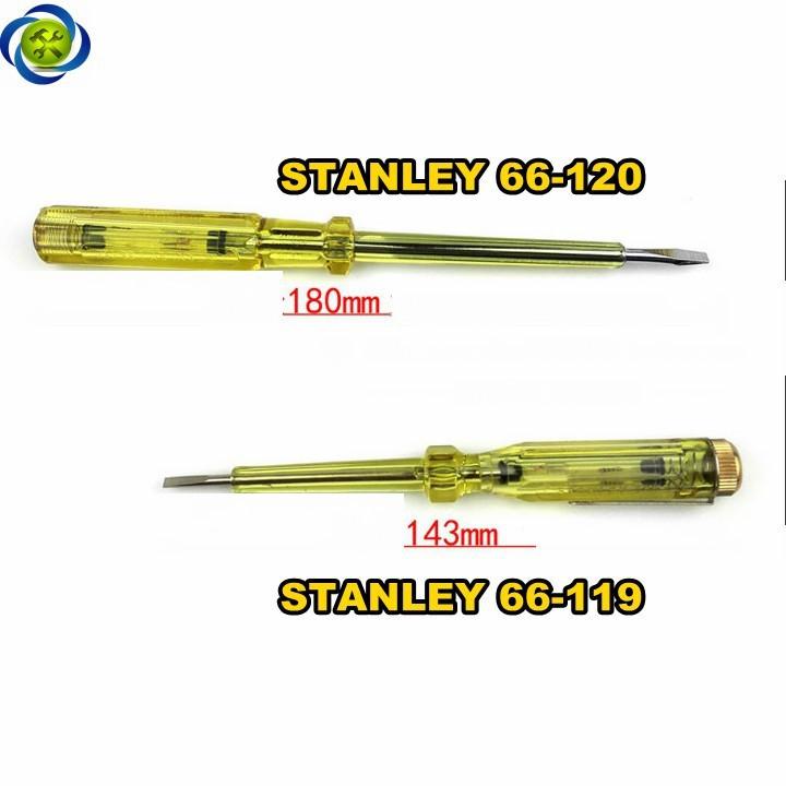 Bút thử điện STANLEY 66-120 3