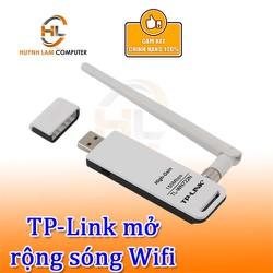 USB WiFi TPlink TL-WN 722N 150Mbps chính hãng - FPT phân phối
