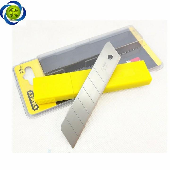 Lưỡi dao rọc cáp thẳng STANLEY 11-325 bề rộng 25mm 4