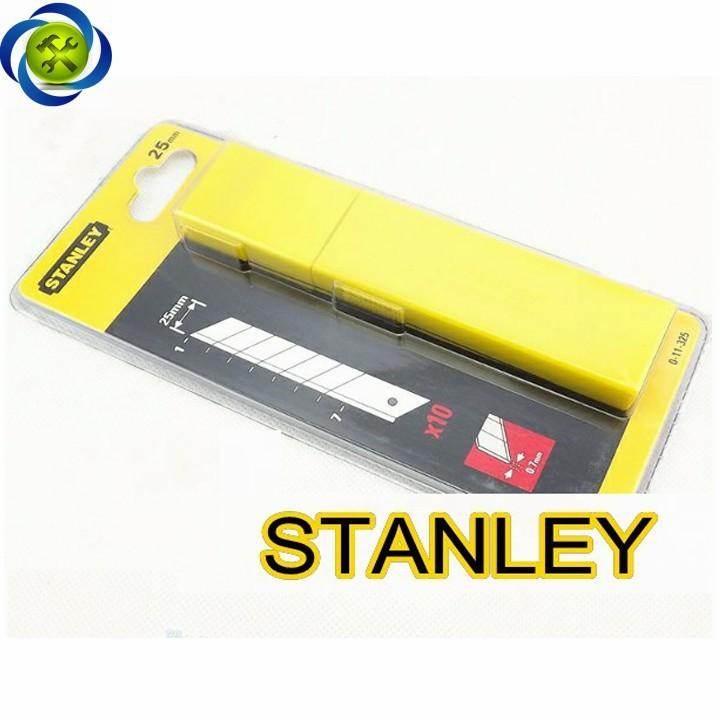 Lưỡi dao rọc cáp thẳng STANLEY 11-325 bề rộng 25mm 2