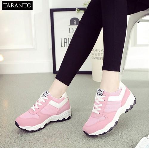 Giày thể thao sneaker nữ TARANTO TRT-GTTNU-12