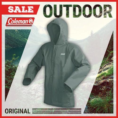 Áo đi mưa Coleman PVC - 2000014351 - S,M - Xanh lá