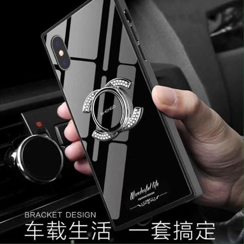 Ốp Lưng Kính Cường Lực kèm iRing Đính Đá Shengo iPhone 6, 6s - 10864542 , 11645256 , 15_11645256 , 130000 , Op-Lung-Kinh-Cuong-Luc-kem-iRing-Dinh-Da-Shengo-iPhone-6-6s-15_11645256 , sendo.vn , Ốp Lưng Kính Cường Lực kèm iRing Đính Đá Shengo iPhone 6, 6s