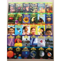 Bộ truyện Science Vocabulary Readers 30 cuốn