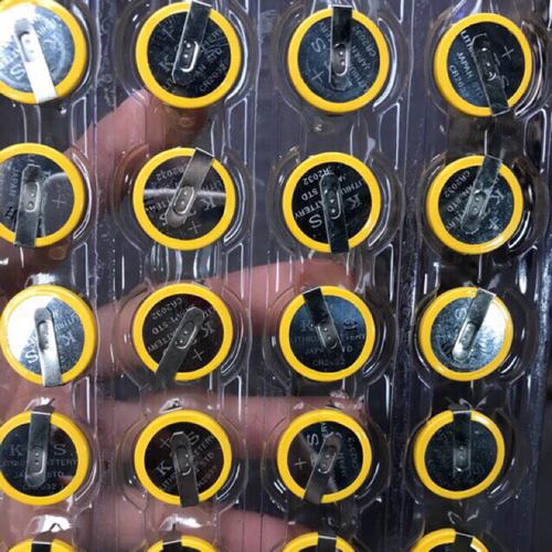 Pin vàng 3V 2 chân cắm CR2032 - 5304894 , 11640552 , 15_11640552 , 8000 , Pin-vang-3V-2-chan-cam-CR2032-15_11640552 , sendo.vn , Pin vàng 3V 2 chân cắm CR2032