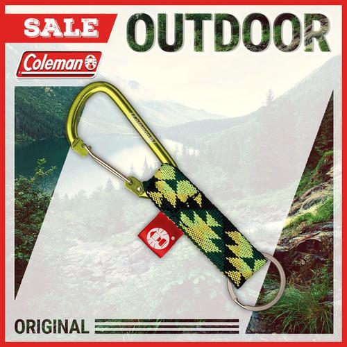 Móc treo chìa khóa Coleman - 2000013461 - Xanh lá