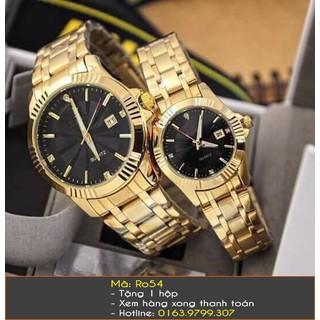 [SIÊU SALE] Đồng hồ cặp nam nữ Giá 1 Cặp - 7277 thumbnail