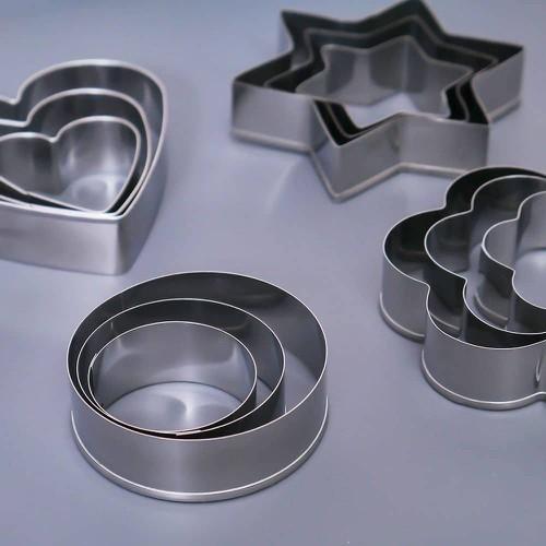 bộ 12 khuôn làm bánh quy trái tim-ngôi sao-bông hoa-hình tròn - 5320441 , 11662183 , 15_11662183 , 65000 , bo-12-khuon-lam-banh-quy-trai-tim-ngoi-sao-bong-hoa-hinh-tron-15_11662183 , sendo.vn , bộ 12 khuôn làm bánh quy trái tim-ngôi sao-bông hoa-hình tròn