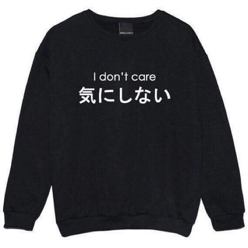 áo sweatter nam nữ