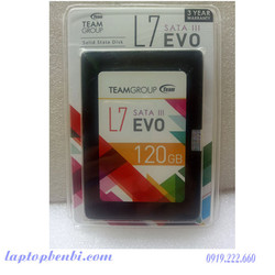 Ổ cứng laptop SSD 120GB Team L7 EVO Sata III