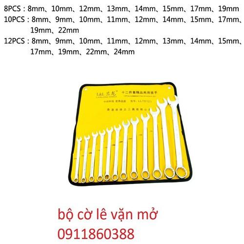 Bộ cờ lê - 5325721 , 11668453 , 15_11668453 , 514000 , Bo-co-le-15_11668453 , sendo.vn , Bộ cờ lê