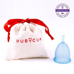 Cốc nguyệt san Ruby Cup, Anh quốc, màu Xanh Size M