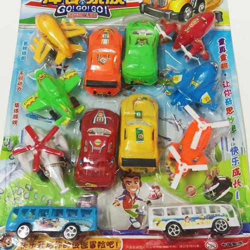 Vỉ 12 đồ chơi xe hơi mô hình, máy bay mô hình và xe khách - 5327097 , 11670647 , 15_11670647 , 38120 , Vi-12-do-choi-xe-hoi-mo-hinh-may-bay-mo-hinh-va-xe-khach-15_11670647 , sendo.vn , Vỉ 12 đồ chơi xe hơi mô hình, máy bay mô hình và xe khách
