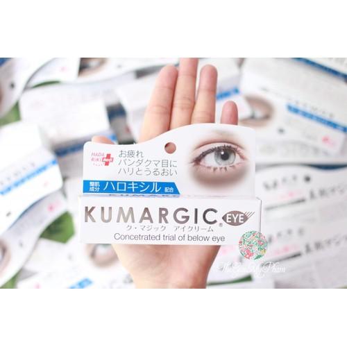 Kem Trị Thâm Quầng Mắt Kumargic Eye Nhật 20g - 5313840 , 11653328 , 15_11653328 , 340000 , Kem-Tri-Tham-Quang-Mat-Kumargic-Eye-Nhat-20g-15_11653328 , sendo.vn , Kem Trị Thâm Quầng Mắt Kumargic Eye Nhật 20g