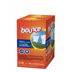 Giấy Thơm Quần Áo Bounce 4IN1 Mỹ 320Tờ