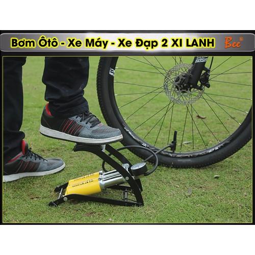 Bơm đạp chân   Bơm ô tô xe máy xe đạp 2 xi lanh - 5326318 , 11669095 , 15_11669095 , 440000 , Bom-dap-chan-Bom-o-to-xe-may-xe-dap-2-xi-lanh-15_11669095 , sendo.vn , Bơm đạp chân   Bơm ô tô xe máy xe đạp 2 xi lanh
