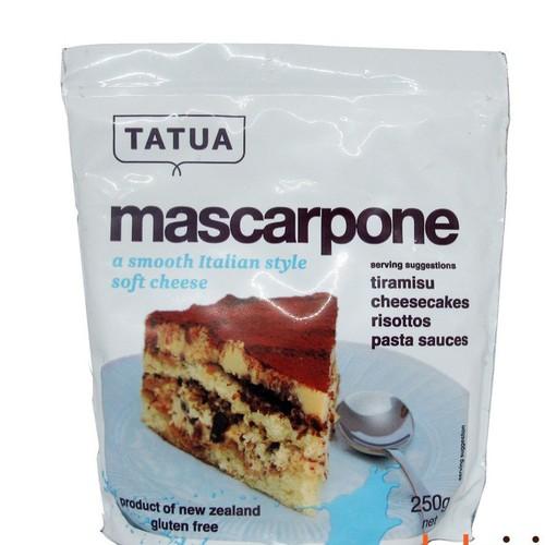 MASCARPONE TATUA 250G