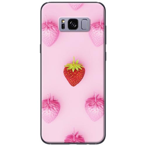 Ốp lưng nhựa dẻo Samsung S8 Dâu tây - 5342645 , 11690015 , 15_11690015 , 120000 , Op-lung-nhua-deo-Samsung-S8-Dau-tay-15_11690015 , sendo.vn , Ốp lưng nhựa dẻo Samsung S8 Dâu tây