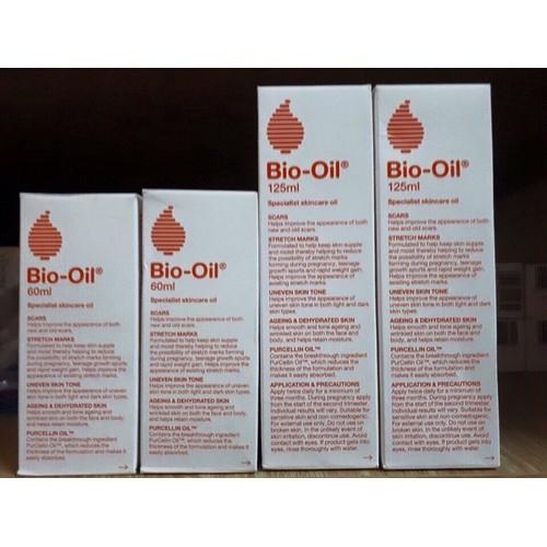 Bio Oil- Tinh dầu Trị rạn da -được ưa chuộng nhất thế giới
