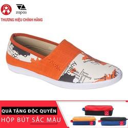 Giày Repas Slipon Thời Trang Nam Zapas SR008OR -Tặng hộp...