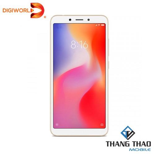 Điện Thoại Xiaomi Redmi 6A Có Tiếng Việt - Chính Hãng Digiworld