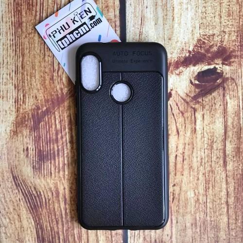 Ốp lưng Xiaomi Mi A2 Lite-Redmi 6 Pro dẻo giả Da Cao cấp