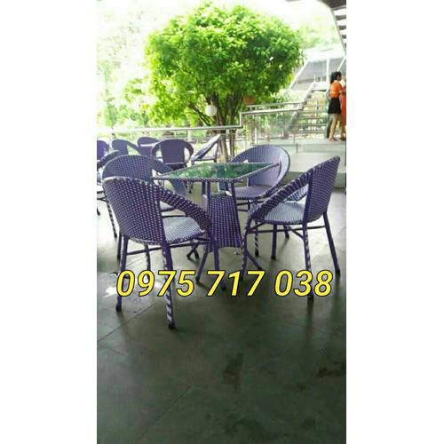 Thanh lý bàn ghế Cafe mây nhựa giá rẻ - 5343219 , 11690858 , 15_11690858 , 1580000 , Thanh-ly-ban-ghe-Cafe-may-nhua-gia-re-15_11690858 , sendo.vn , Thanh lý bàn ghế Cafe mây nhựa giá rẻ