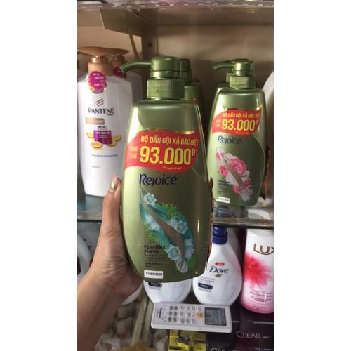 Dầu Gội Rejoice Hương Hoa Lily 650g