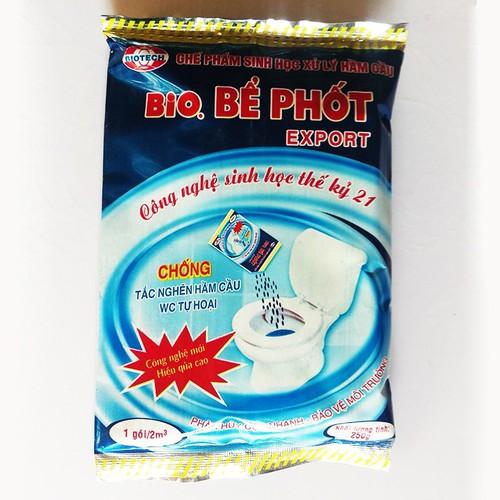 Bột thông bồn cầu, bio bể phốt BioTech - 5336220 , 11681931 , 15_11681931 , 10210 , Bot-thong-bon-cau-bio-be-phot-BioTech-15_11681931 , sendo.vn , Bột thông bồn cầu, bio bể phốt BioTech