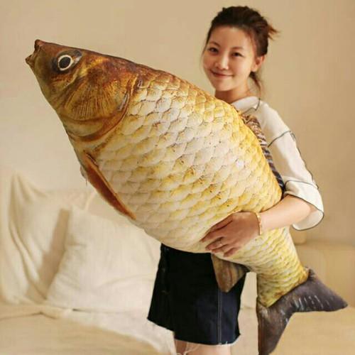 gối ôm cá chép 3D 1m x 30cm - 5343668 , 11691014 , 15_11691014 , 249000 , goi-om-ca-chep-3D-1m-x-30cm-15_11691014 , sendo.vn , gối ôm cá chép 3D 1m x 30cm