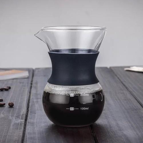 Bình pha cà phê thủy tinh cao cấp 200ml