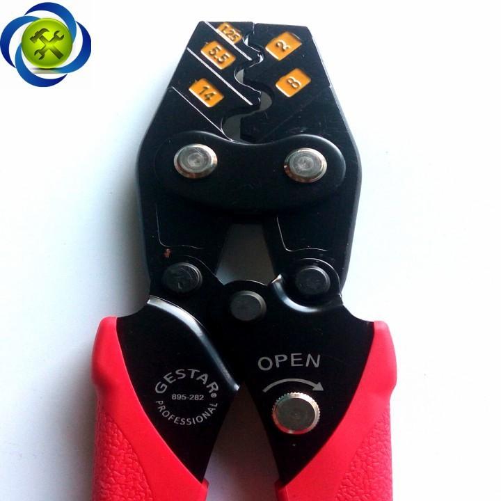 Kềm bấm cos Gestar 895-282 1.25mm-14mm 1