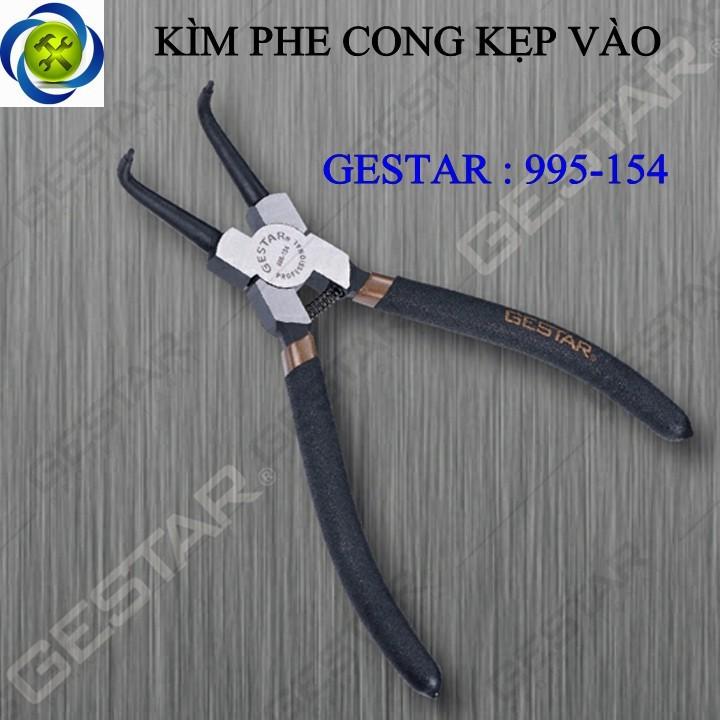 Kềm mở phe cong Gestar 995-154 kẹp vào 2