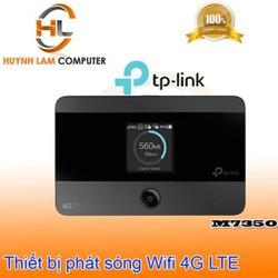 Thiết bị phát WiFi 4G LTE TPLink M7350 pin 2000mAh chính hãng FPT phân phối