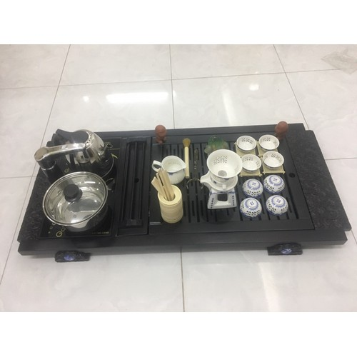 Bàn trà điện đa năng thông minh Savimax - 5336970 , 11682615 , 15_11682615 , 4200000 , Ban-tra-dien-da-nang-thong-minh-Savimax-15_11682615 , sendo.vn , Bàn trà điện đa năng thông minh Savimax