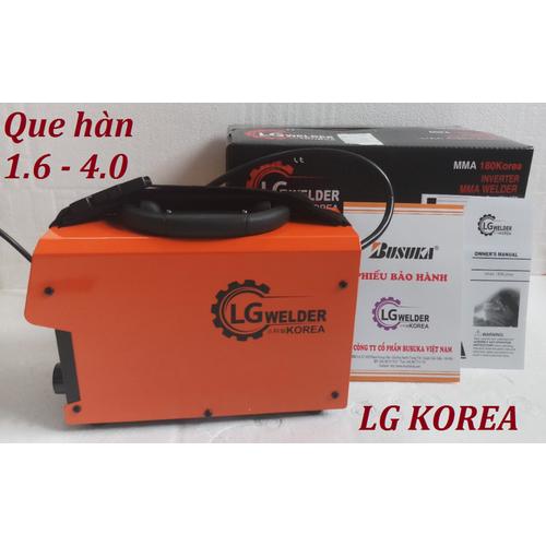 Máy hàn điện LG nhập khẩu hàn quốc
