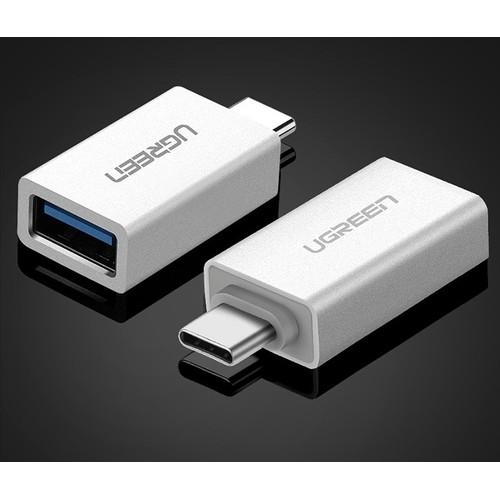 Đầu chuyển Type-C to USB 3.0 chính hãng Ugreen 30155 - 10866898 , 11709897 , 15_11709897 , 200000 , Dau-chuyen-Type-C-to-USB-3.0-chinh-hang-Ugreen-30155-15_11709897 , sendo.vn , Đầu chuyển Type-C to USB 3.0 chính hãng Ugreen 30155