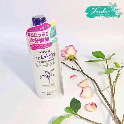 Nước hoa hồng Naturie Skin Conditioner Nhật Bản