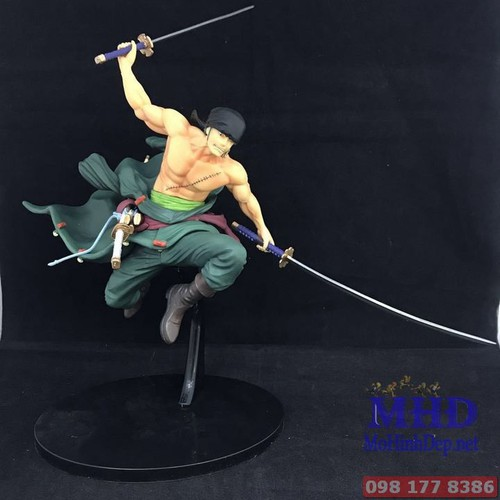 Mô hình - Figure Roronoa Zoro World Figure Colosseum - One piece