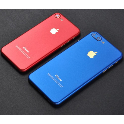 skin iphone 7 7 plus imei in chữ bạc