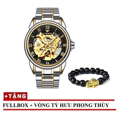 Đồng hồ cơ nam Fngeen Automatic dây thép không gỉ cao cấp - 5351152 , 11700984 , 15_11700984 , 900000 , Dong-ho-co-nam-Fngeen-Automatic-day-thep-khong-gi-cao-cap-15_11700984 , sendo.vn , Đồng hồ cơ nam Fngeen Automatic dây thép không gỉ cao cấp
