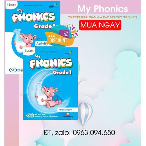 My Phonics - 5347760 , 11696617 , 15_11696617 , 141000 , My-Phonics-15_11696617 , sendo.vn , My Phonics