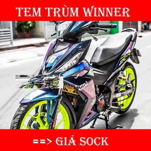Tem Trùm Winner Cao Cấp - 5351604 , 11701853 , 15_11701853 , 900000 , Tem-Trum-Winner-Cao-Cap-15_11701853 , sendo.vn , Tem Trùm Winner Cao Cấp