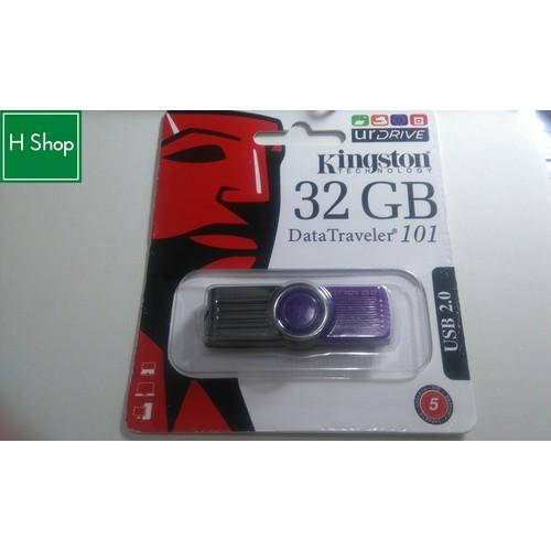 USB 32Gb 2.0 DT101, mới chính hãng