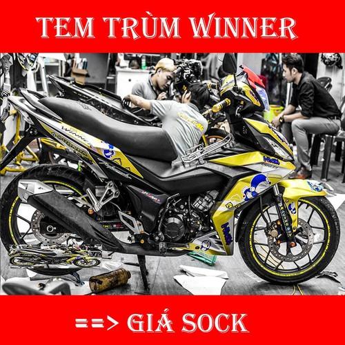 Tem Trùm Winner Cao Cấp - 5351622 , 11701893 , 15_11701893 , 900000 , Tem-Trum-Winner-Cao-Cap-15_11701893 , sendo.vn , Tem Trùm Winner Cao Cấp