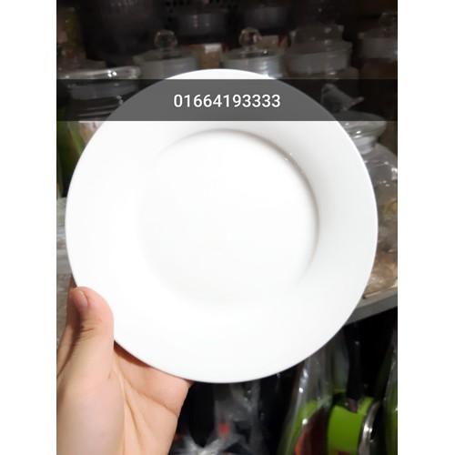 Đĩa sứ tròn 15cm