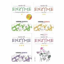 Nhân Tố Enzyme Bộ 4 Cuốn